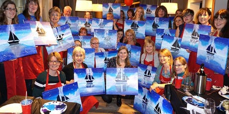 On Reflection Brush Party - Thame tickets