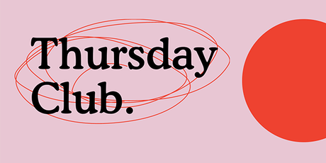 Thursday Club tickets