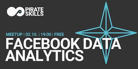 Facebook Data Analytics | Meetup tickets