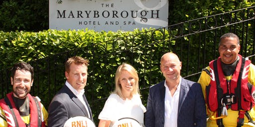 RNLI Lunch and Auction at the Maryborough Hotel 2019