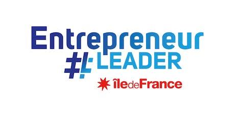 Réunion d'information Entrepreneur#Leader (Gennevilliers) billets