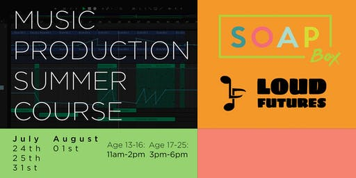 Soapbox Masterclass In Music Production (Ableton)