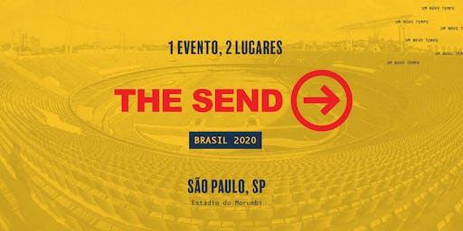 The Send Brasil - Estádio do Morumbi