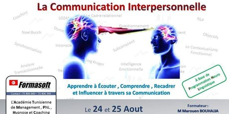 Communication interpersonnelle selon les bases de la PNL billets