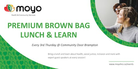 Premium Brown Bag Lunch & Learn Series tickets