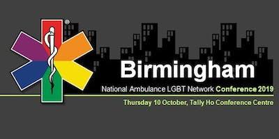 National Ambulance LGBT Network Conference 2019