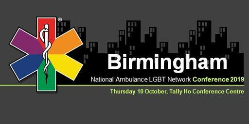National Ambulance LGBT Network Conference 2019