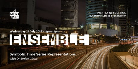 Peak Ensemble | Symbolic Time Series Representations tickets