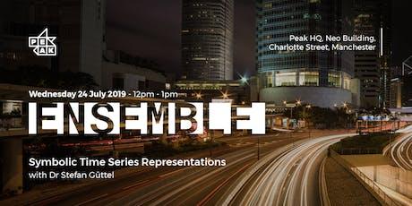 Peak Ensemble | Symbolic Time Series Representations tickets