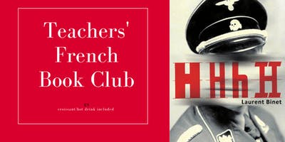 Teachers' French Book Club-February