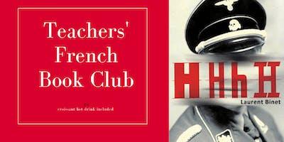Teachers' French Book Club-February