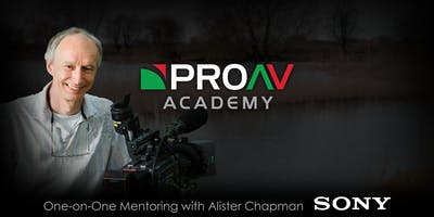 One-on-One Mentoring with Alister Chapman