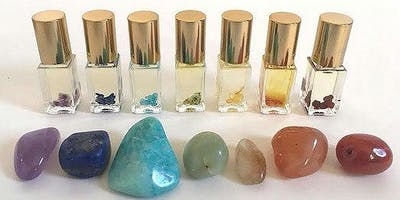 Crystals and Oils