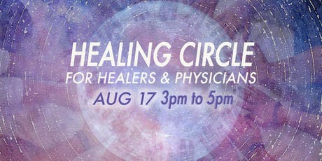 Healing Circle for Healers tickets