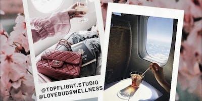 Topflight Studio Brunch Presented by Love Buds Wellness