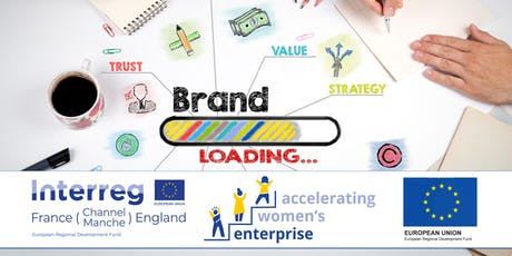 Outset Accelerating Women's Enterprise - Building your Brand & Value tickets