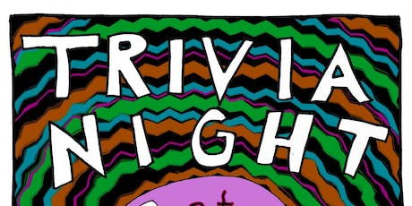 TRIVIA NIGHT @ The CREEK AND CAVE tickets