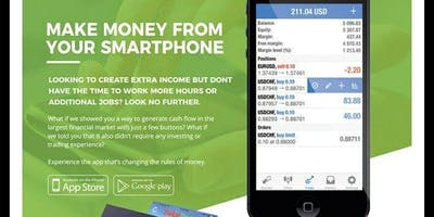 Make money using your smartphone!