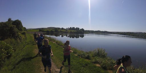 Love Trail Running 10km Taster: Lake Burwain