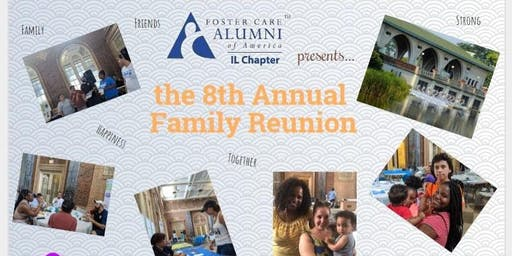 8th Annual Youth In Care and Alumni Family Reuion.