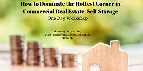 MREI One Day Workshop: Self Storage tickets