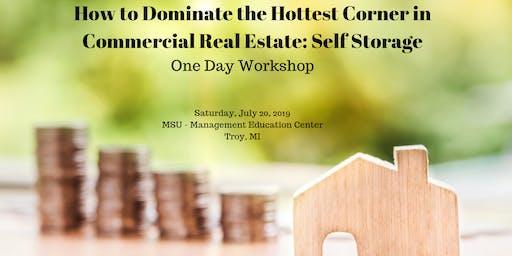 MREI One Day Workshop: Self Storage