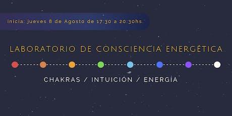 Laboratorio de Consciencia Energética entradas