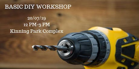 Introduction to DIY with Repair Café Glasgow  tickets