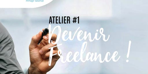 Atelier- Devenir Freelance - 5 questions