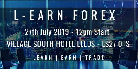 Forex Day - Leeds tickets