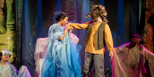 Arts in the Parks: A Midsummer Night's Dream by Shakespeare in Action