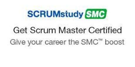 Scrum Master Certification Training - New York City, NY tickets