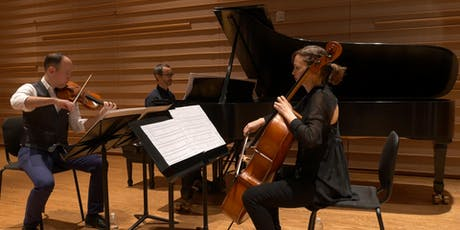 if and only if: New Music for Piano Trio tickets