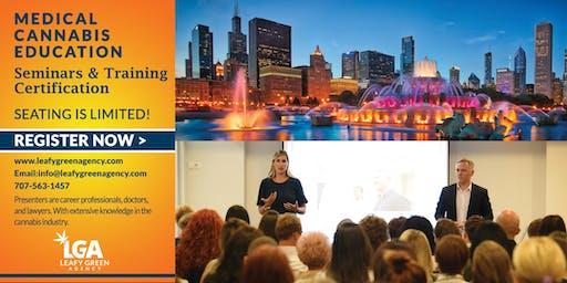 Illinois Medical/Recreational Marijuana Dispensary Operations and Staffing Training - Chicago