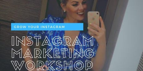 Instagram Marketing Workshop tickets