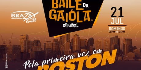 Baile da Gaiola Original tickets