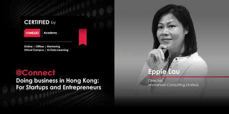 @Connect - Doing Business in Hong Kong: For Startups and Entrepreneurs tickets