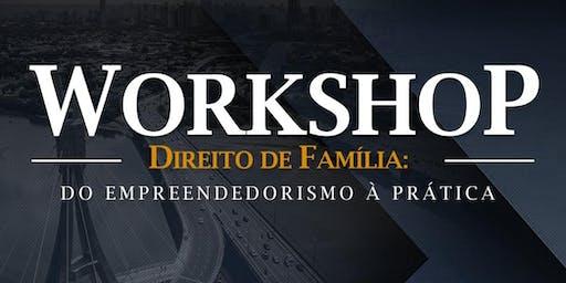 Workshop em Direito de Família