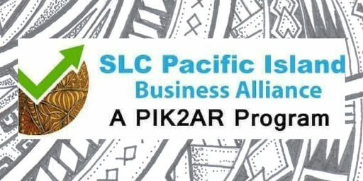 SLC Pacific Island Business Alliance 4th Anniversary Breakfast Meetup