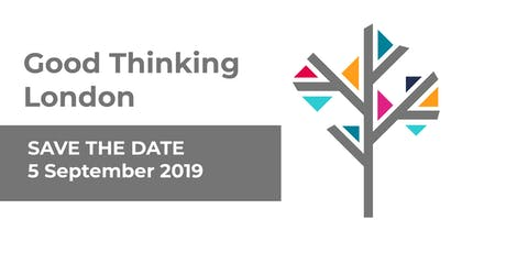 Good Thinking London: Sharing the learning of a digital wellbeing service tickets
