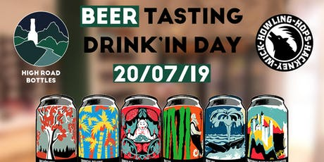 Beer Tasting and Drink'In Day - with Howling Hops tickets