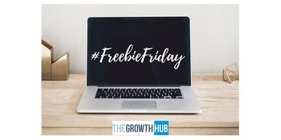 Freebie Friday @ The Cirencester Growth Hub