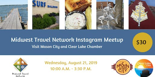 Mason City and Clear Lake, IA Instagram Meet-Up