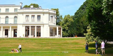 Gunnersbury Estate Big Conversation tickets