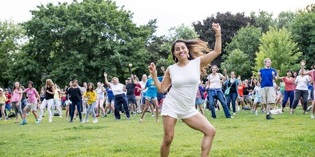 Arts in the Parks: Porch View Dances by Kaeja d'Dance tickets