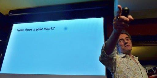 Humorous Speaking Workshop at Holborn Speakers