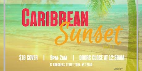 Caribbean Sunset Vol. 1 tickets