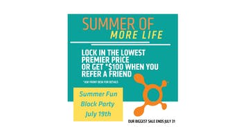 Summer of More Life Block Party