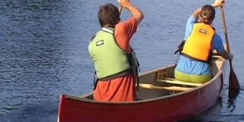 Canoeing for 13 - 16 year olds