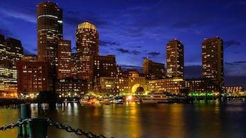 Full Moon Cruise of Boston Harbor